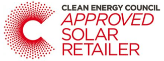 Approved Solar Retailer@2x